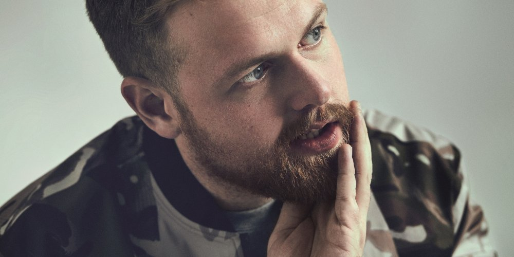 Tom Walker's 'Leave A Light On' Taking The Charts By Storm