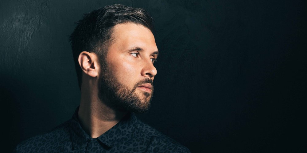 Danny Howard DJs At Launch of New Blackpool Rollercoaster